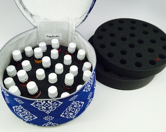 Essential Oil Case, Essential Oil Bag, 56 bottle capacity for essential oil bottles sized 5ML-15ML CLOSEOUT SALE