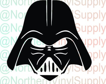 Darth Vader SVG - Darth Vader Cut File - Imperial Trooper svg - Star Wars File - Star Wars Cut File - FILE ONLY No Physical Item sent