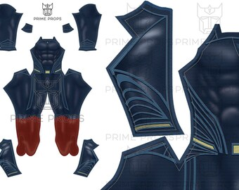 Dawn of Justice Superman Costume pattern