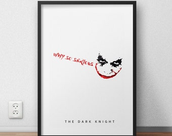 Batman The Dark Knight minimalist