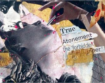 GREETING CARD, True Atonement
