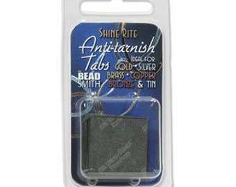 free uk postage Pack of 50 tabs - Shine Rite 3M Anti-tarnish Tabs