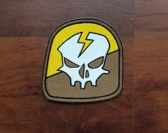Axton cosplay shoulder patch