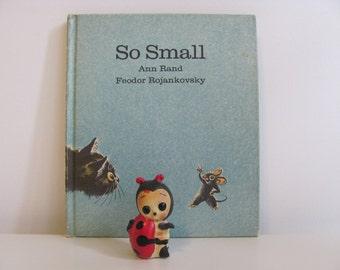 1962 Feodor Rojankovsky Mouse Book So Small