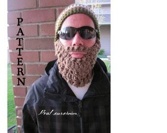 PATTERN--Manbeard