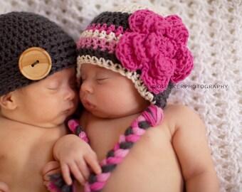 newborn girl hat, baby hat, newborn hat, baby girls hat, girls hat,  baby girl hat, newborn , newborn girls hat, baby girl winter hat