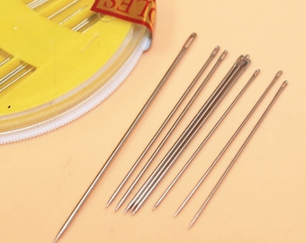 Set of 24 needles of all sizes
