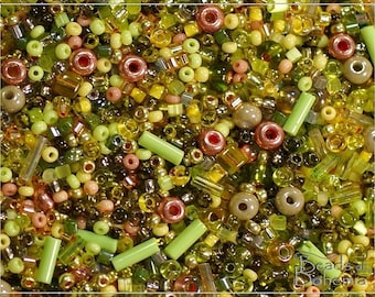 Spring Song Seed Bead Mix, 50 g (7404)