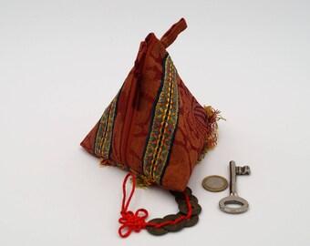 Bag pencil Schminktasce pouch purse purse skin