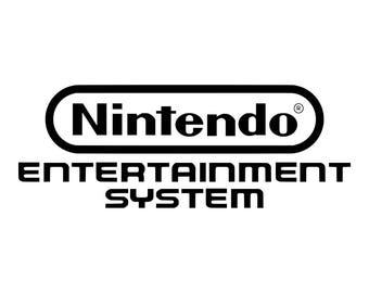 Game Console Logos | Nintendo Entertainment System