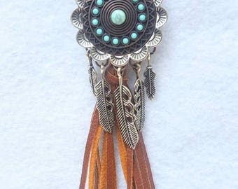 Dream Catcher Inpired Necklace