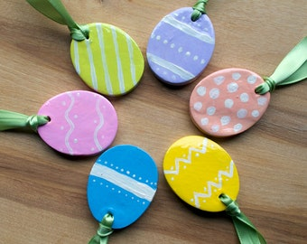Easter Egg Ornament Collection