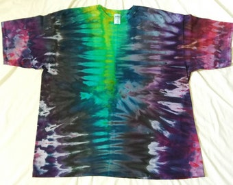 4XL Ice Tie Dye Gildan Ultra Cotton T-shirt