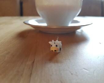3D Dairy Cow Stitch Marker