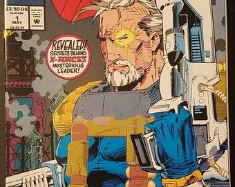 Cable #1 & 2 (1993) Comic Books