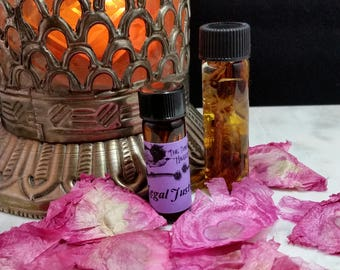 Legal Justice Anointing Oil -- Win In Court, Sway Jury or Judge, Law