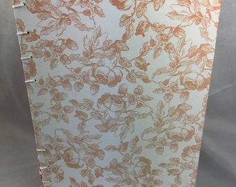 Vintage Floral A5 Journal