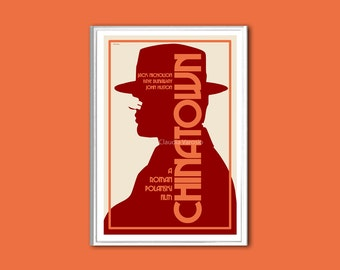 Chinatown movie poster in various sizes