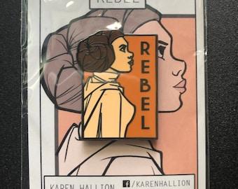 Rebel Princess Pin