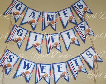 All Sports Banner