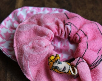 Disney Sleeping Beauty Hair Scrunchie SET
