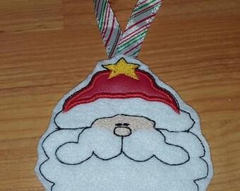 Santa Gift Card or money holder