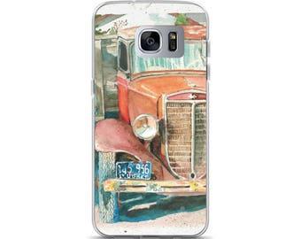 Truck Samsung Case