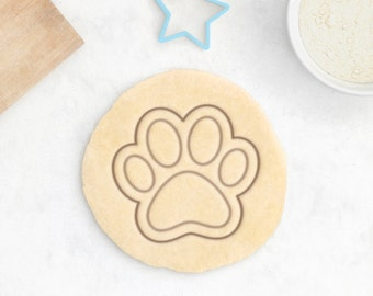 Cat Paw Cookie Cutter