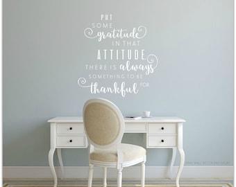 Gratitude SVG, Thankful- Digital Download; Vinyl Ready Designs