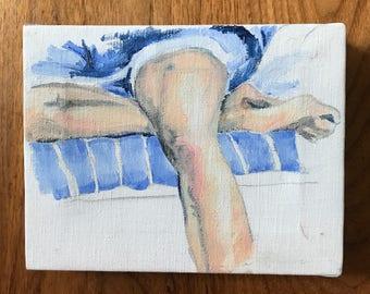 Untitled - Original Acrylic Painting
