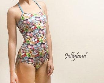 one piece swimsuit women