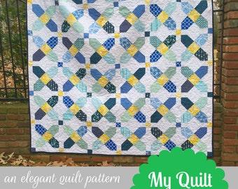 Filigree Quilt Pattern