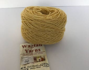 Wagtail Yarns-Lemon...free domestic shipping