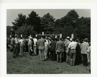 Golf - US Open spectators 1954 - GO-014