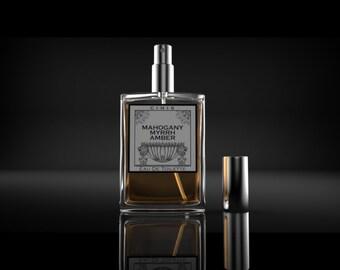 Mahogany Myrrh Amber, EDT, fragrance