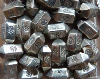 Thai silver beads