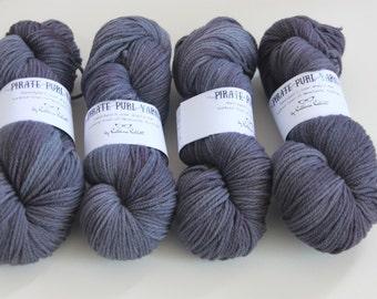 Hand dyed yarn // Castaway DK - 100gm// Already Here