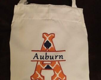 Auburn Apron, Collegiate Aprons