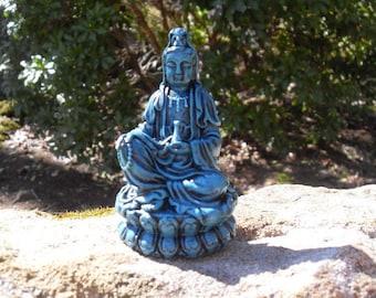 Quan Yin, Kwan Yin Figurine, Goddess of Compassion, Kuan Yin, Quan Yin Goddess Statue, Lucky Quan Yin Statue
