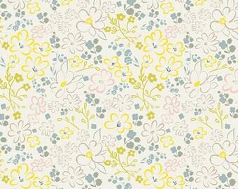 Liten Ditsy Whisper - HEARTLAND collection by Pat Bravo for Art Gallery Fabrics HRT-95305