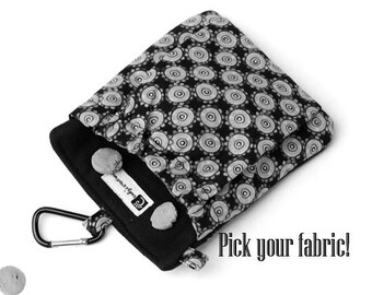 The Pocket 2.0 - Treat and Training Pouch - Pick your fabrics