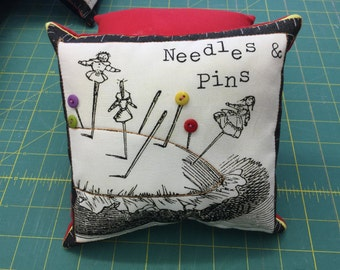Handmaids Pin Cushions