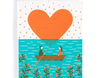 Love Cards (Choose one of 4)