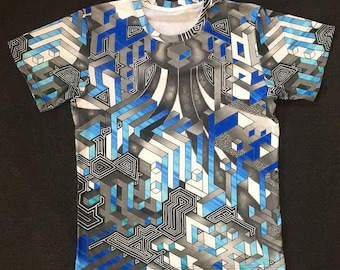 Tee shirt - Interdimensional (Ice)