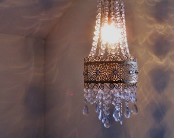 French Empire Antique Inspired Chandelier MADE TO ORDER