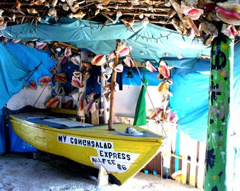 Conch Salad Express - Andros Island