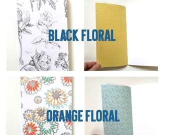 Refill Planner Insert . Listers Gotta List Journal Fauxdori MIdori Field Notes A6 Travelers Refill Sketchbook Jotter Notebook . Kit Supplies