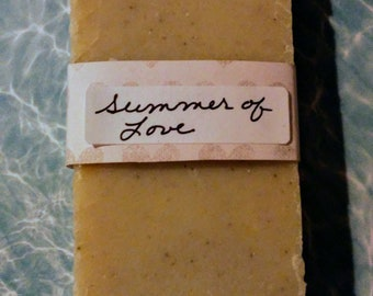 Summer of Love Soap