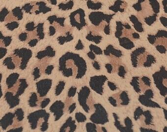 Leopard Velvet Lambskin Coupon