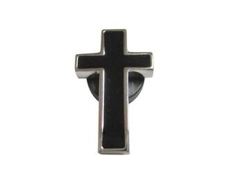 Religious Black Cross Magnet